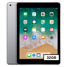 Apple iPad 2018 - 32GB Wifi - Space Gray